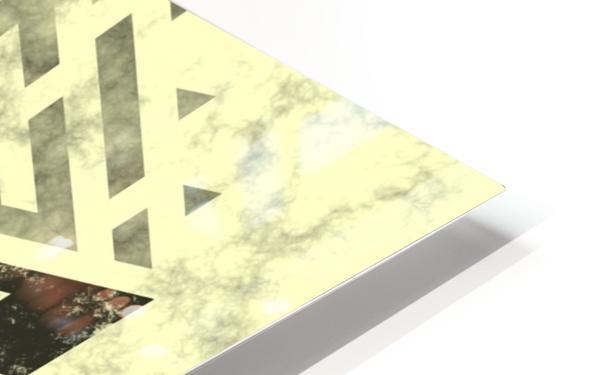 pattern HD Sublimation Metal print