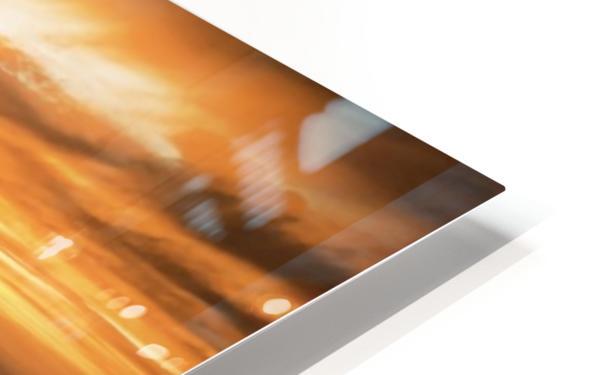 panorami HD Sublimation Metal print