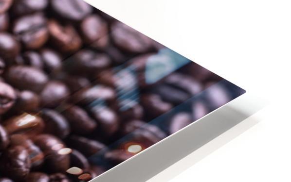 coffee HD Sublimation Metal print