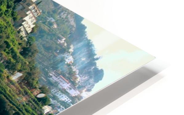 Amalfi Coast Beach - Italy HD Sublimation Metal print