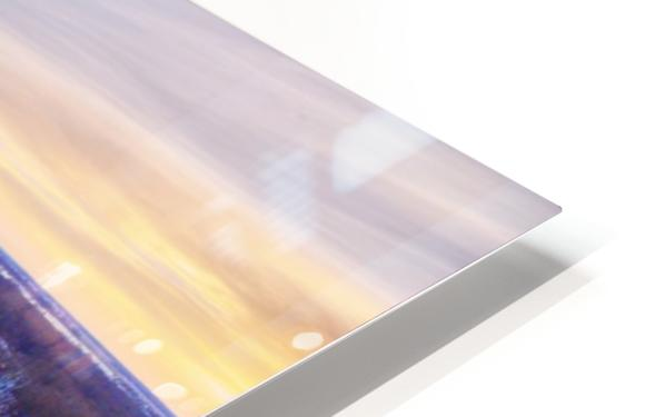 Lonoke, AR | Remington Winter HD Sublimation Metal print