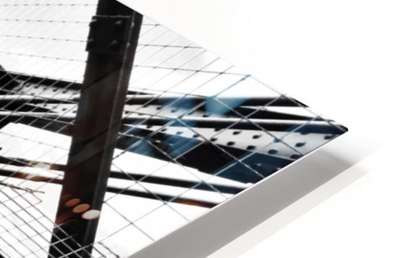 The Bridge - Spain HD Sublimation Metal print