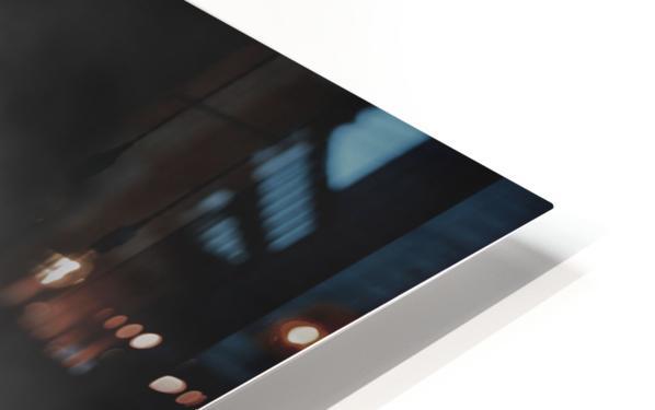 Gemsbok fight HD Sublimation Metal print