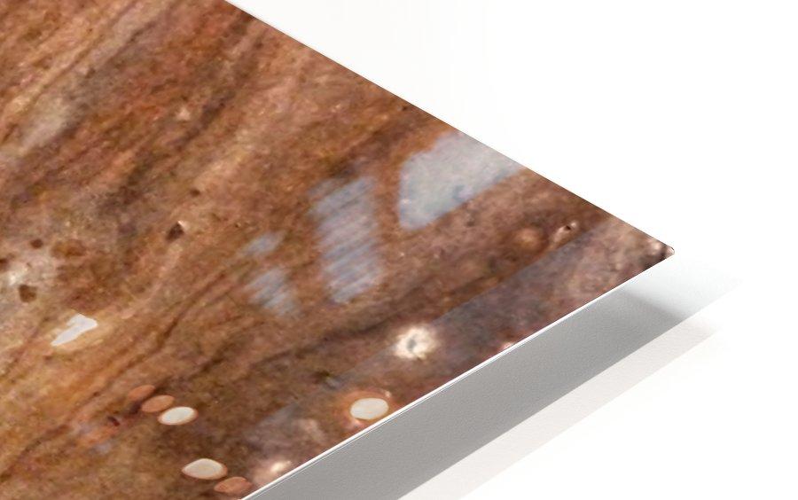 Oilspill HD Sublimation Metal print