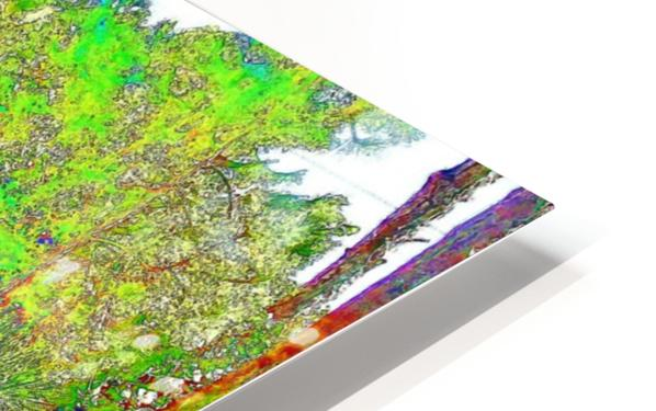 JazzBo HD Sublimation Metal print