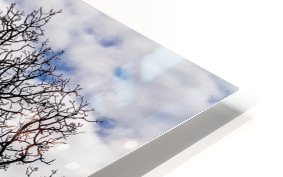 Clear skys HD Sublimation Metal print