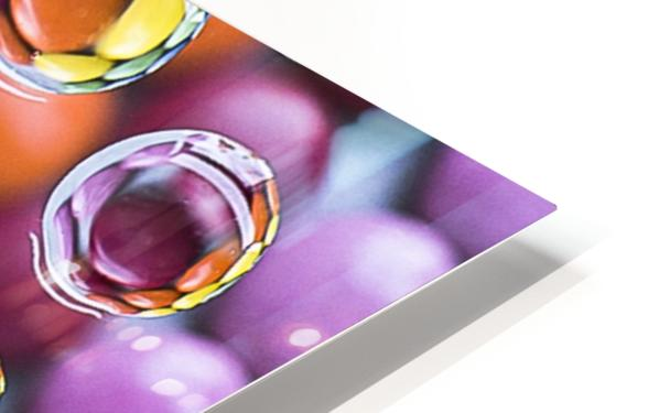 Smarties HD Sublimation Metal print