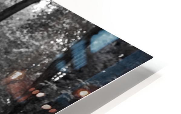 A long way HD Sublimation Metal print