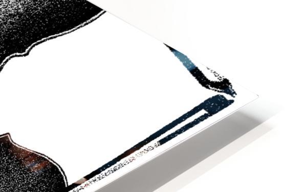 Discord HD Sublimation Metal print