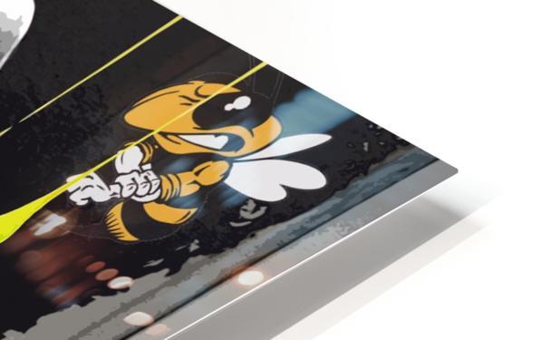 Ali HD Sublimation Metal print