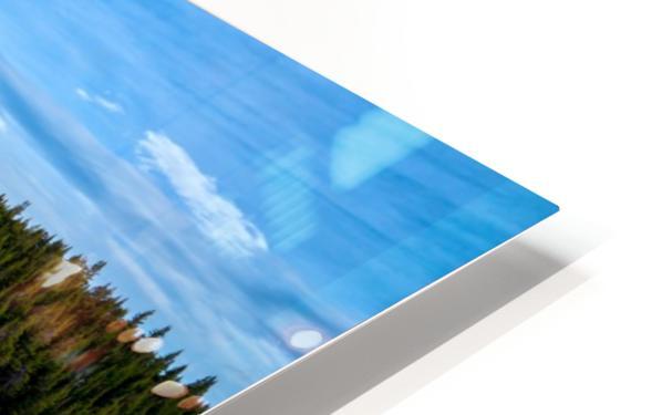 Along the Way HD Sublimation Metal print