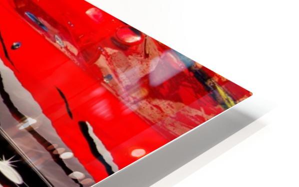 Ferrari HD Sublimation Metal print