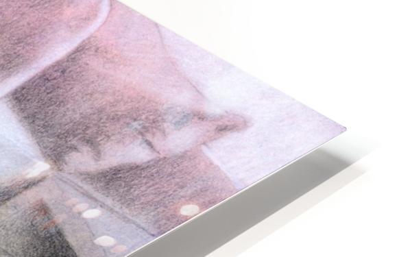 good morning HD Sublimation Metal print