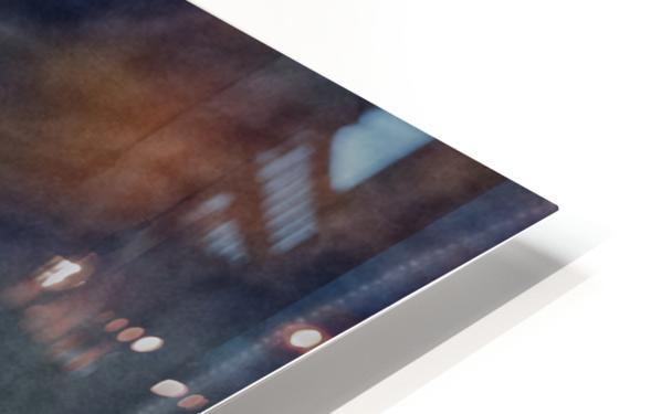 SPLASH DOT HD Sublimation Metal print