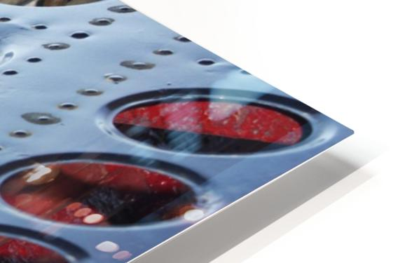 Flap HD Sublimation Metal print