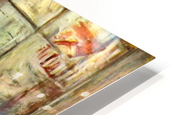 In the Dining Room HD Sublimation Metal print