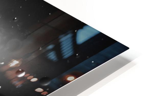 Micro Galaxy - Micro Galaxie HD Sublimation Metal print