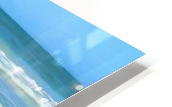 Surfs Up HD Sublimation Metal print