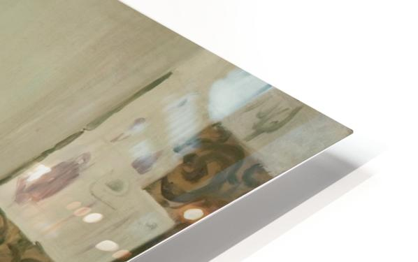 Interior HD Sublimation Metal print