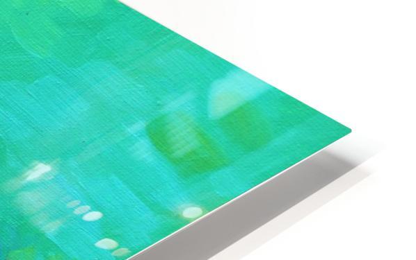 Crocuses HD Sublimation Metal print