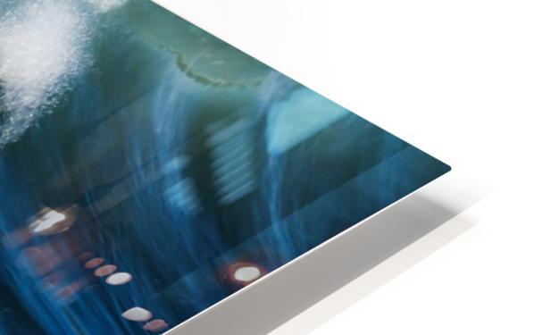 Wave of Changes - Vague de Changements HD Sublimation Metal print