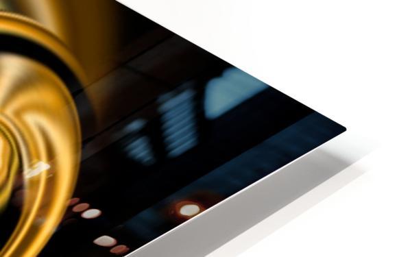 GoldTone2 HD Sublimation Metal print