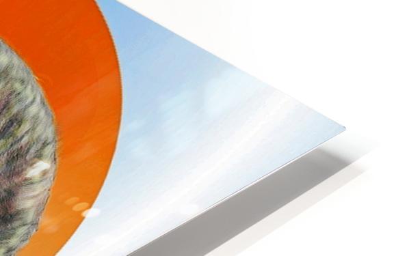 Ram HD Sublimation Metal print