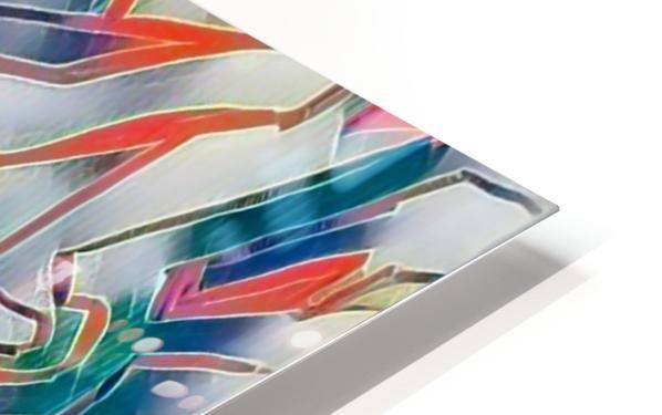 nyrneon HD Sublimation Metal print