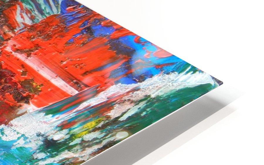 COLOR HD Sublimation Metal print