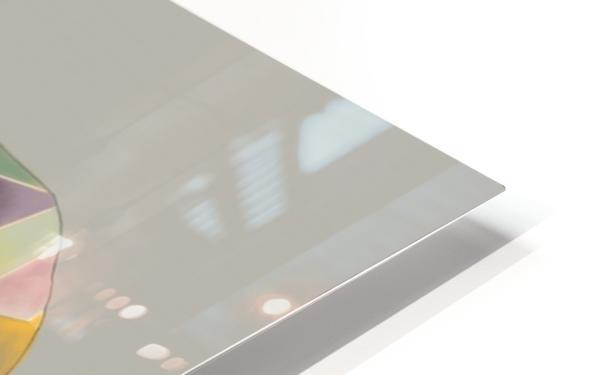 Rhino Mosaic HD Sublimation Metal print
