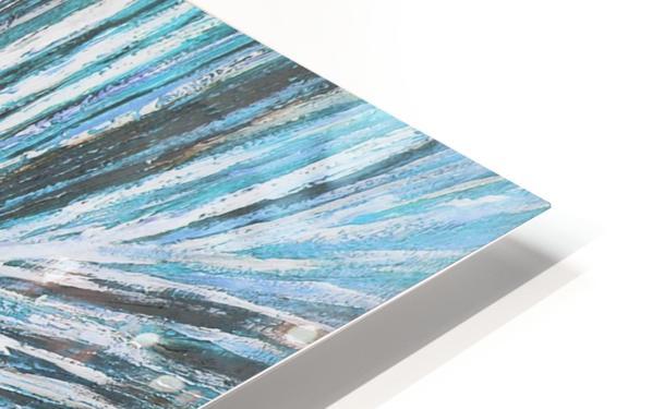 nervure HD Sublimation Metal print