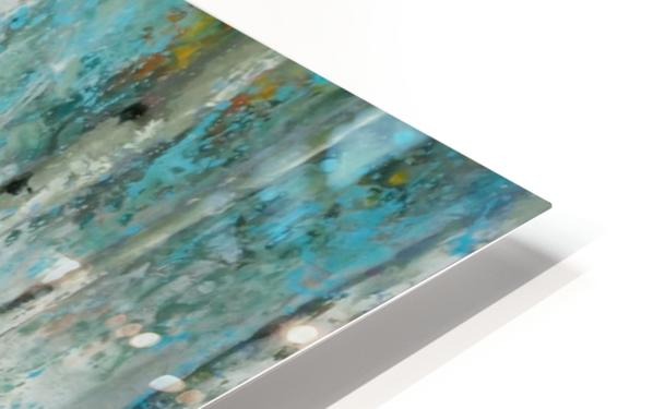 Forrest HD Sublimation Metal print