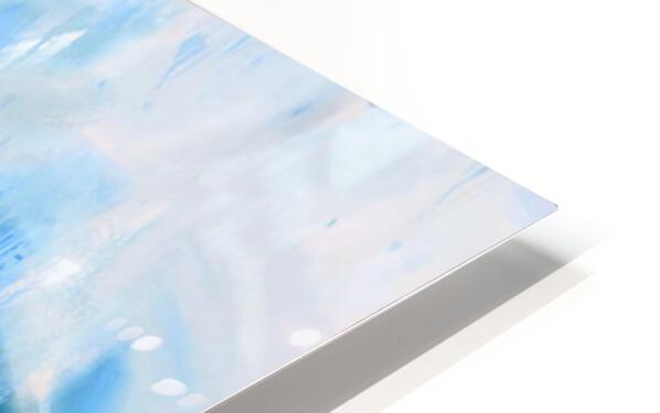 Snow HD Sublimation Metal print