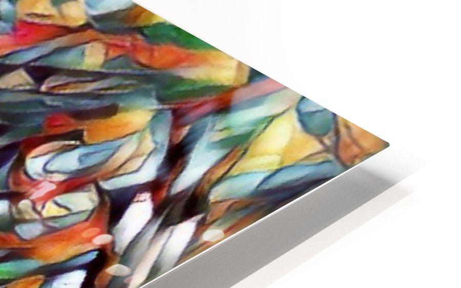 ripico HD Sublimation Metal print