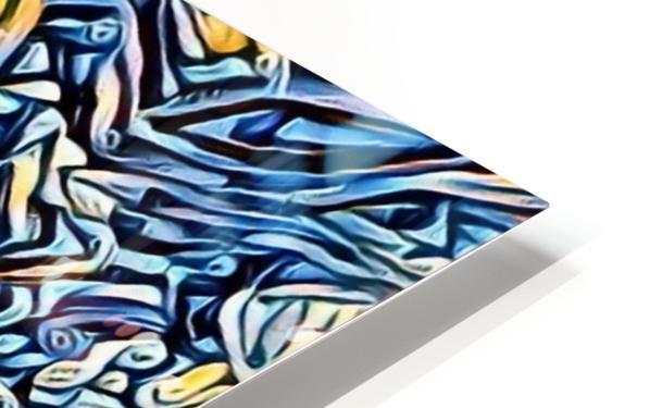 sertentain  HD Sublimation Metal print