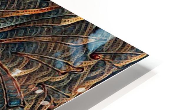 bezurro HD Sublimation Metal print