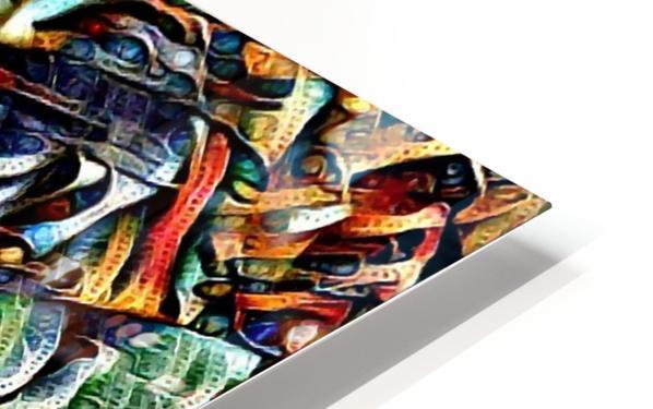 dysmeli HD Sublimation Metal print