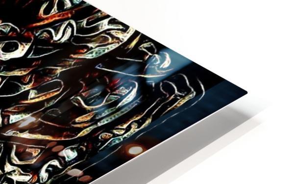 qadaker HD Sublimation Metal print