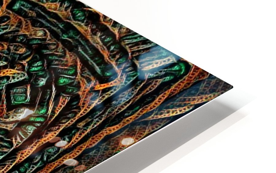 xarrior  HD Sublimation Metal print