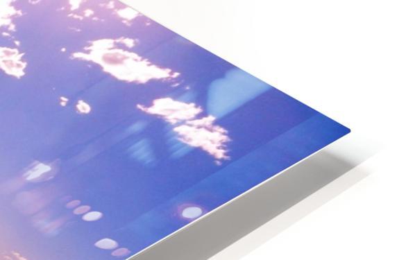 B (11) HD Sublimation Metal print