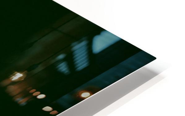 E (4) Impression de sublimation métal HD