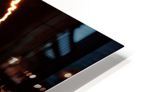 E (7) Impression de sublimation métal HD
