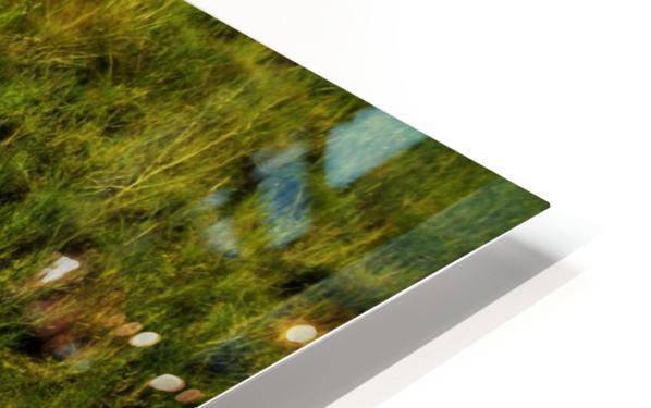 G (10) Impression de sublimation métal HD