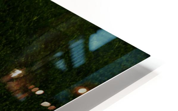 H (11) HD Sublimation Metal print