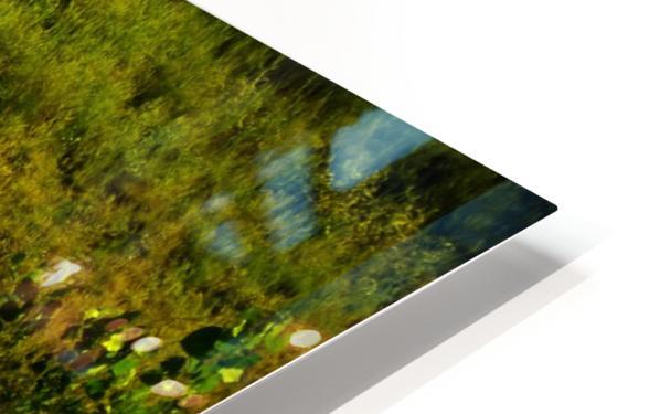 H (4) HD Sublimation Metal print
