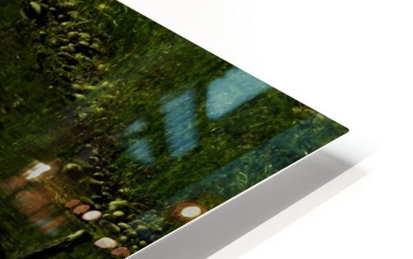 H (6) HD Sublimation Metal print