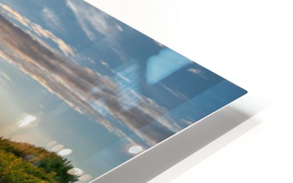 Glorious Light HD Sublimation Metal print
