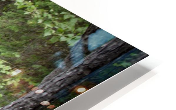 Beautiful Waterfall Photos - Alaska HD Sublimation Metal print