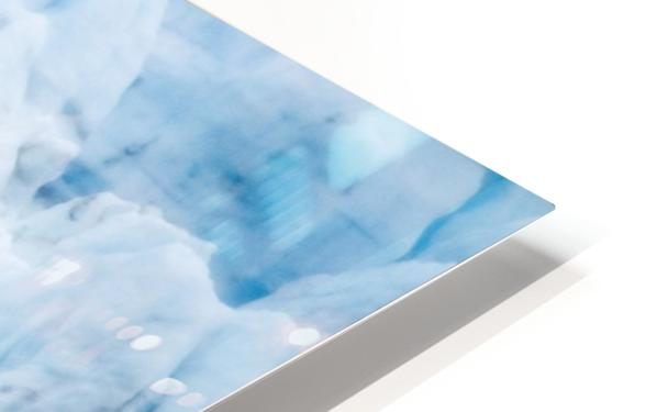 Alaska Gifts - Glacier Photographs HD Sublimation Metal print
