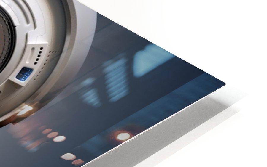 Next Generation Cyborg HD Sublimation Metal print